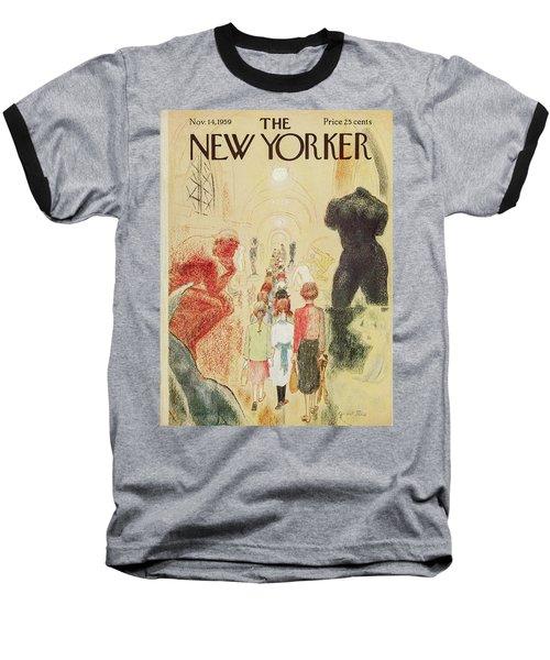 New Yorker November 14 1959 Baseball T-Shirt