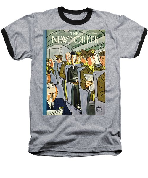 New Yorker September 18th 1943 Baseball T-Shirt