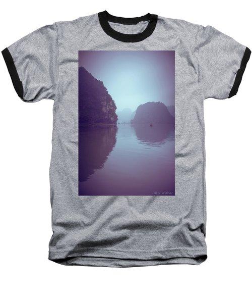 Ninh Binh River Baseball T-Shirt