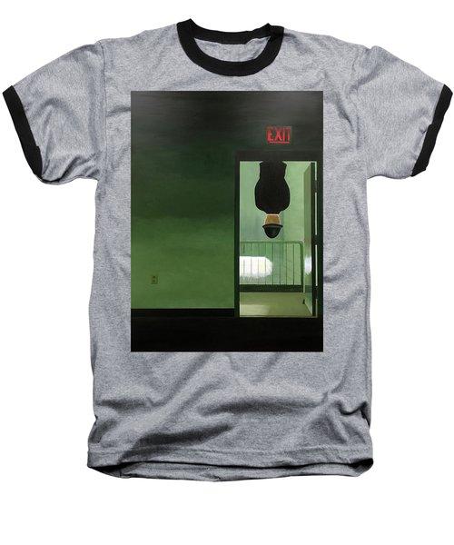 No Exit Baseball T-Shirt