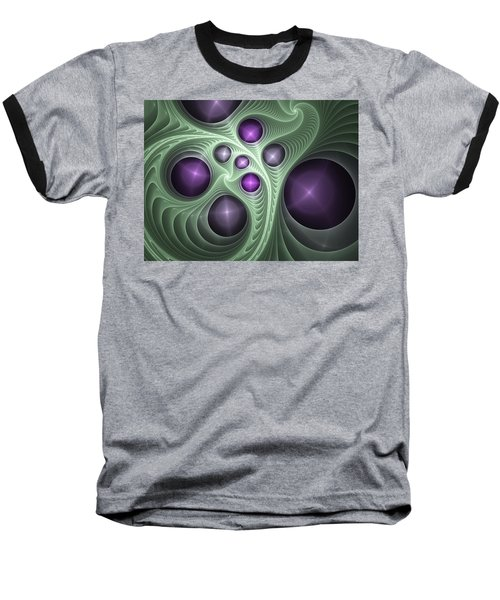 No Idols Baseball T-Shirt