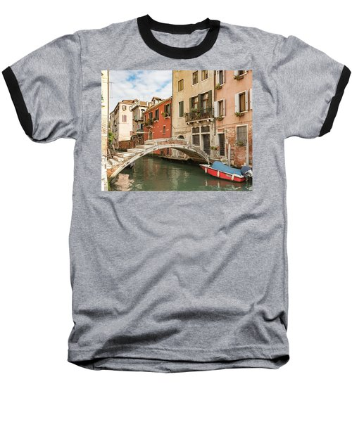 No Motors Baseball T-Shirt