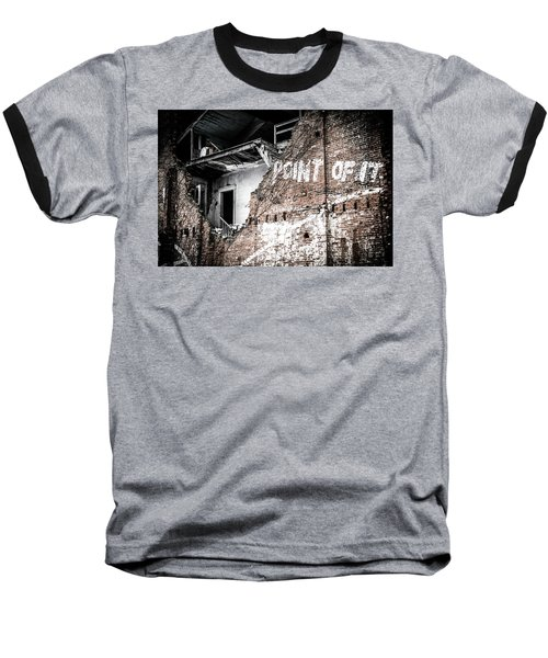 No Return Baseball T-Shirt
