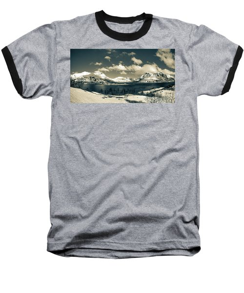 Nordland Baseball T-Shirt