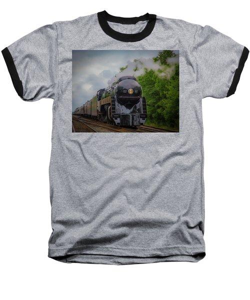Norfolk And Western 611 Baseball T-Shirt
