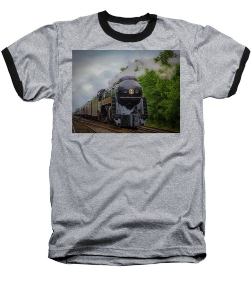 Norfolk And Western 611 Baseball T-Shirt
