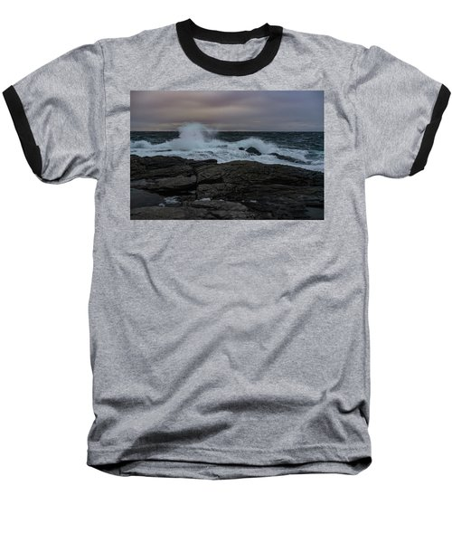 Norwegian Wild Waters Baseball T-Shirt