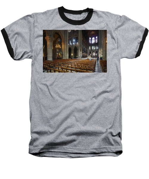 Notre-dame Baseball T-Shirt