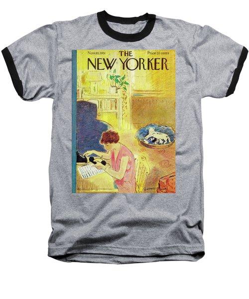 New Yorker November 10, 1951 Baseball T-Shirt