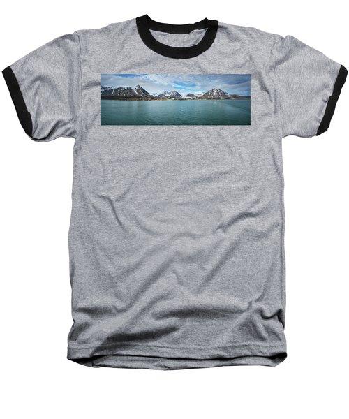 Ny Alesund Baseball T-Shirt