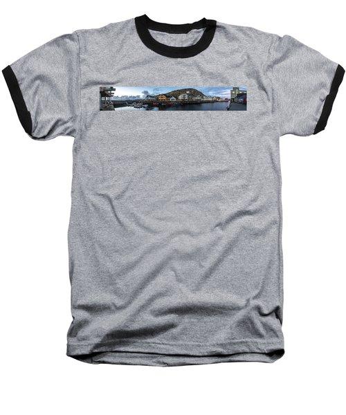 Nyksund Vesteralen Baseball T-Shirt