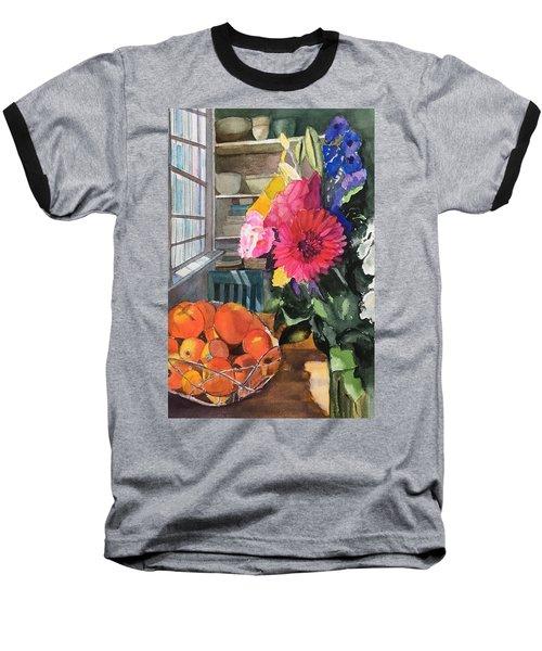 Oak Bluffs Kitchen Baseball T-Shirt