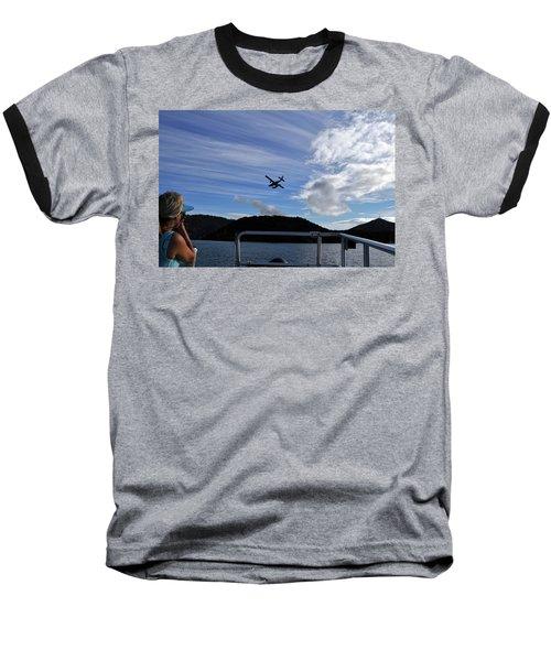 Observer Baseball T-Shirt