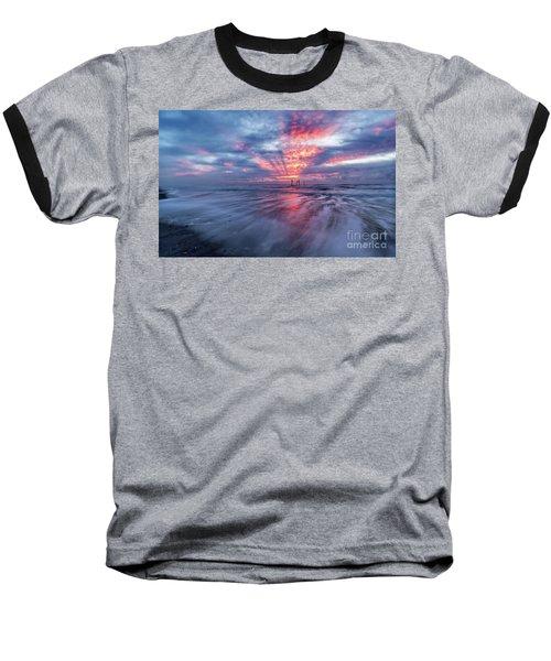 Ocean City Lights Baseball T-Shirt