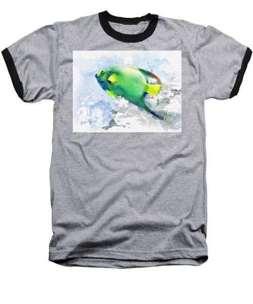 Ocean Colors Baseball T-Shirt