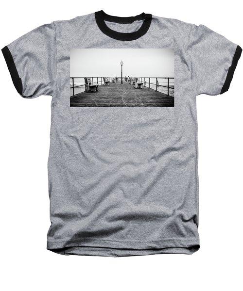 Ocean Grove Pier 1 Baseball T-Shirt