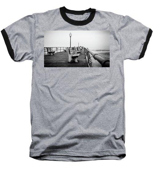 Ocean Grove Pier 2 Baseball T-Shirt