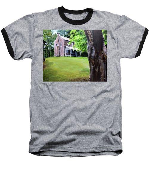 Oconee Station Baseball T-Shirt