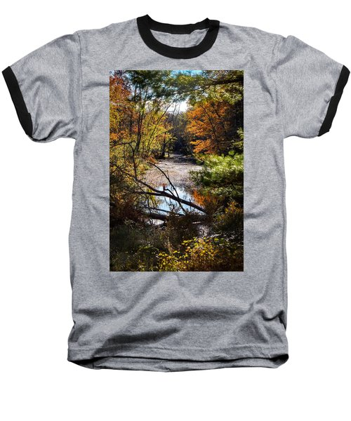October Window Baseball T-Shirt