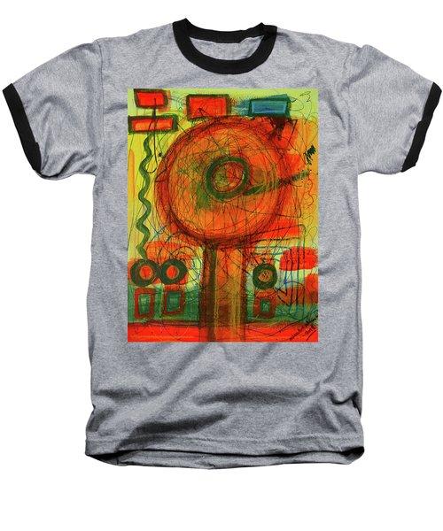 Ode To Autumn Baseball T-Shirt