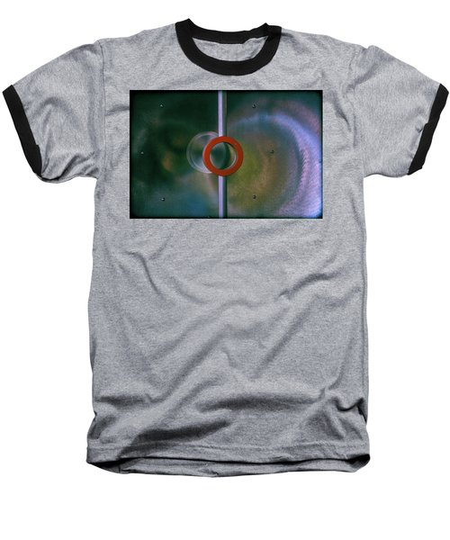 Off Center Baseball T-Shirt