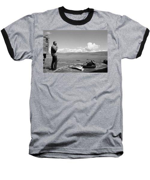 Office Of The Poet Baseball T-Shirt