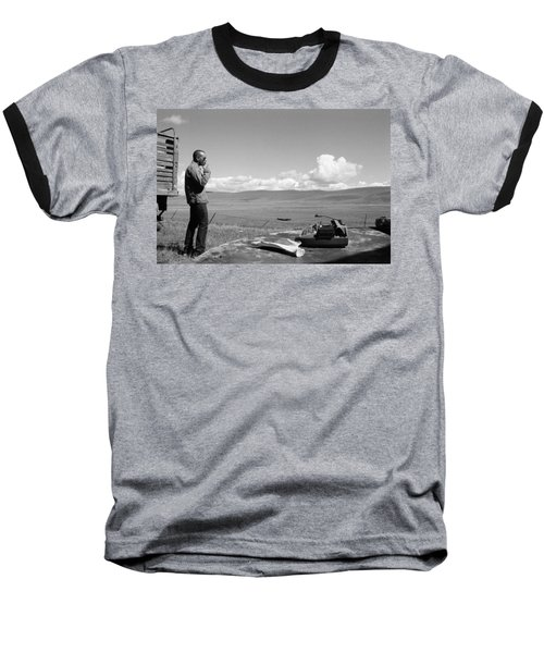 Office Of The Poet Baseball T-Shirt