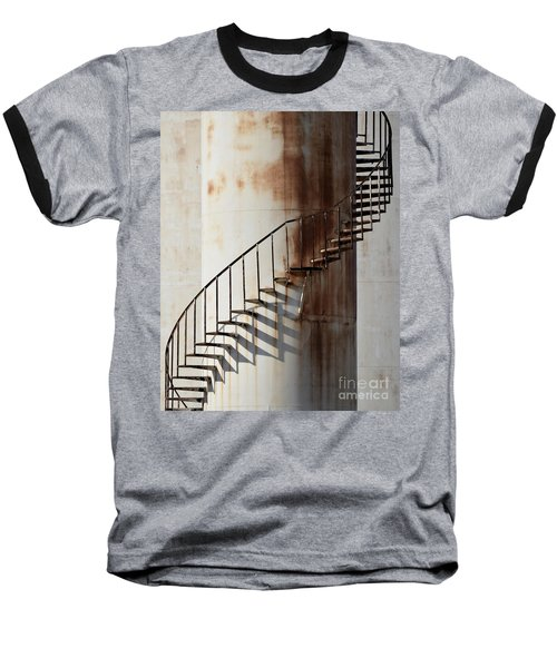 Oil Tank Baseball T-Shirt