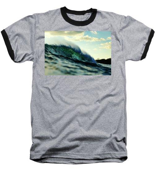 ola Verde Baseball T-Shirt