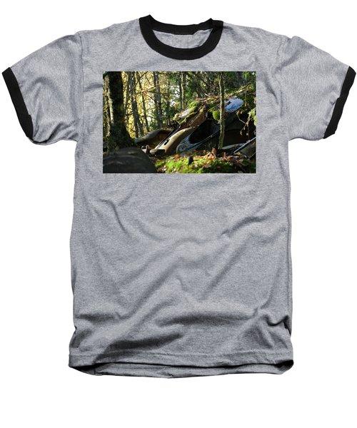 Old Cars Baseball T-Shirt