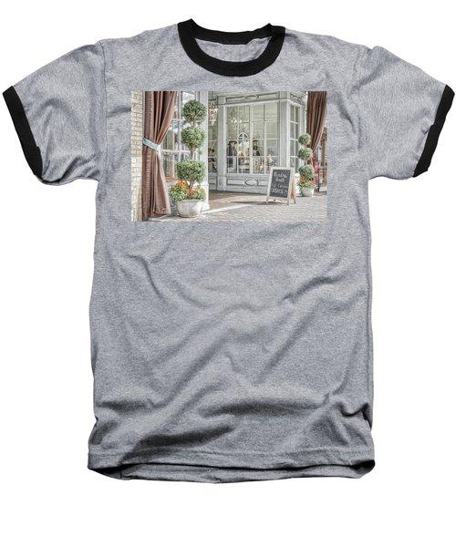 Old Days Baseball T-Shirt