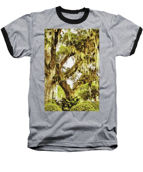 Old Mossy Oaks Baseball T-Shirt