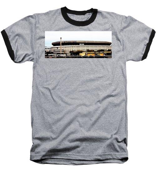 Old Yankee Stadium Baseball T-Shirt