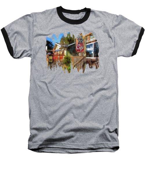 On The Bayfront Baseball T-Shirt