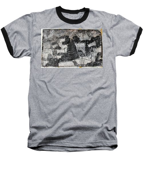 On The Day Of Execution Baseball T-Shirt