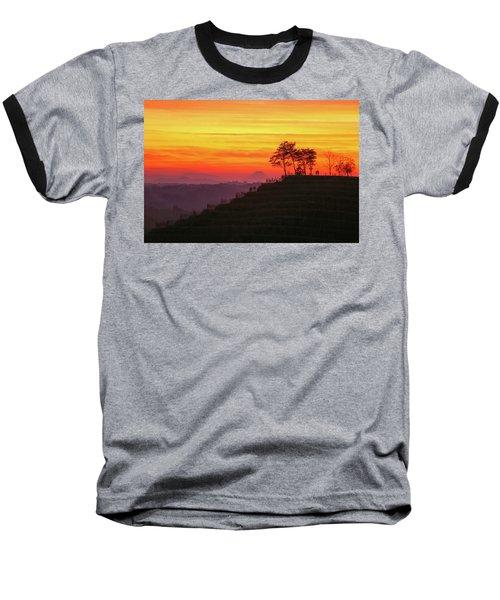 On The Viewpoint Baseball T-Shirt