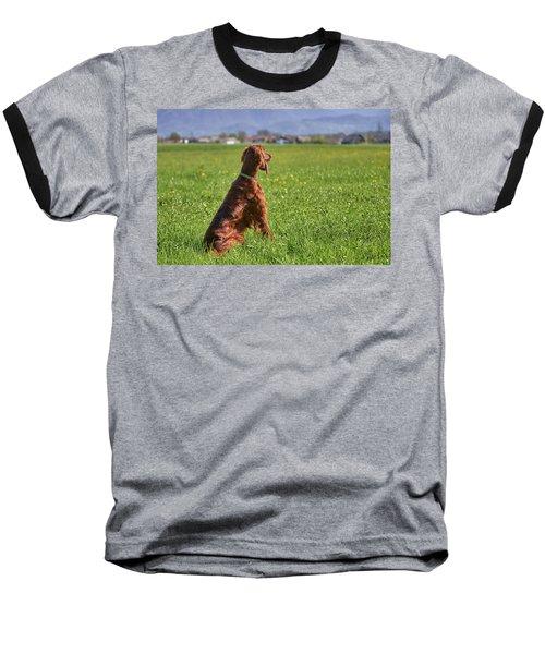 On The Watch Baseball T-Shirt