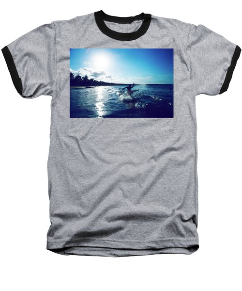 One Last Time Baseball T-Shirt