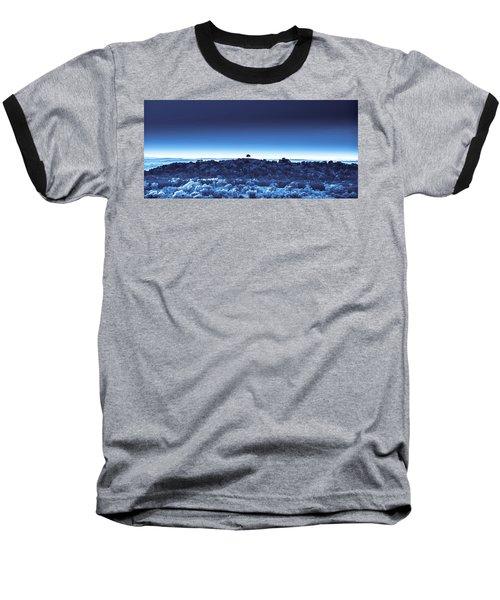 One Tree Hill - Blue 4 Baseball T-Shirt