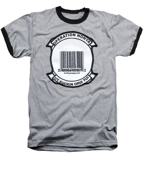Operation Nonya Baseball T-Shirt