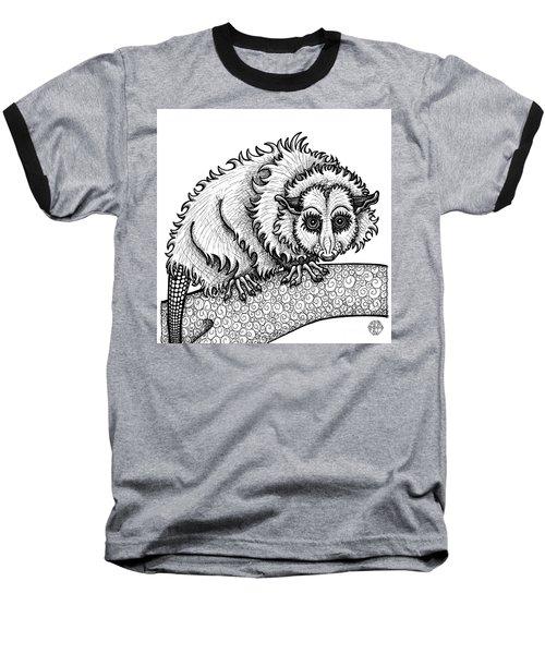 Opossum Baseball T-Shirt