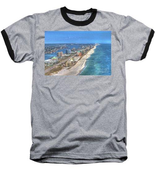 Orange Beach East Baseball T-Shirt