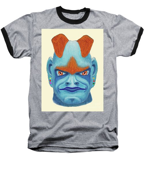 Orbyzykhan The Great Baseball T-Shirt
