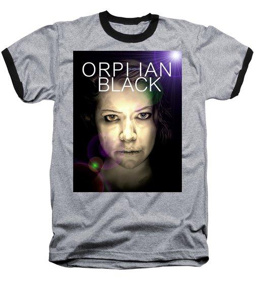 Orphan Black Baseball T-Shirt