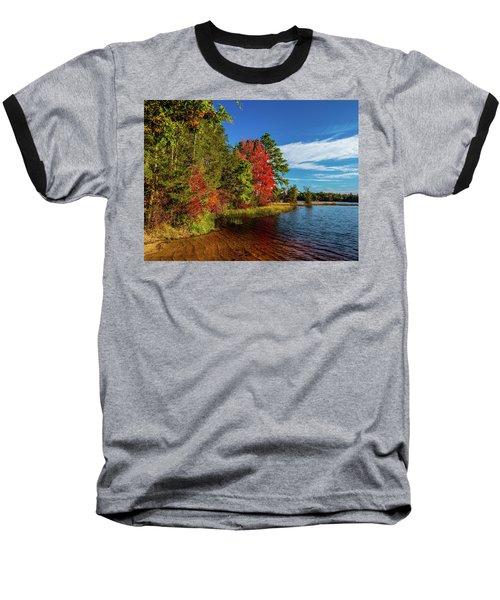 Oswego Lake Pinelands Baseball T-Shirt