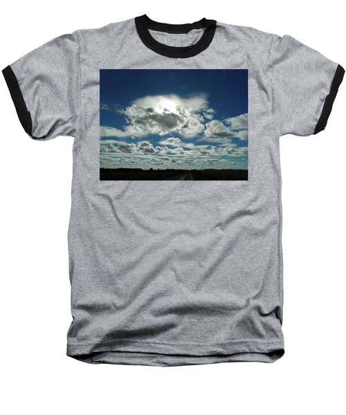 Out Of The Blue 1 Baseball T-Shirt