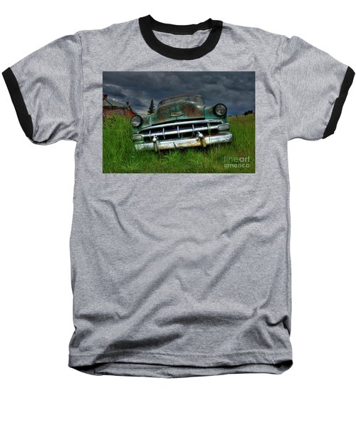 Out To Pasture Baseball T-Shirt