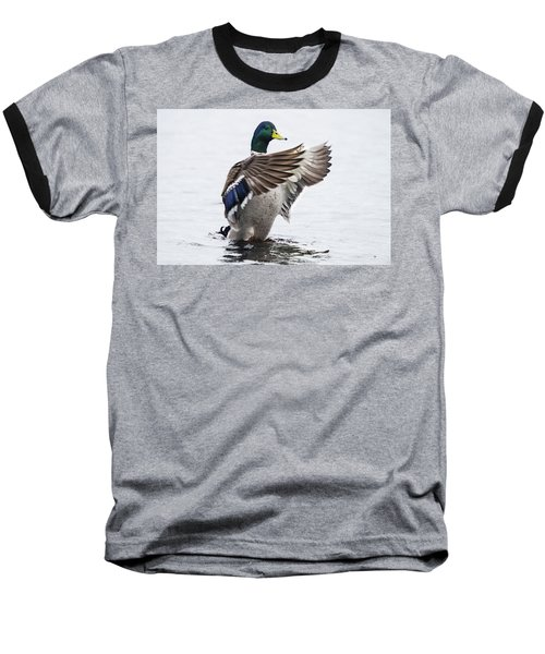 Outstreched Wings Baseball T-Shirt