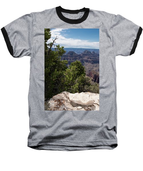 Over The Edge Baseball T-Shirt