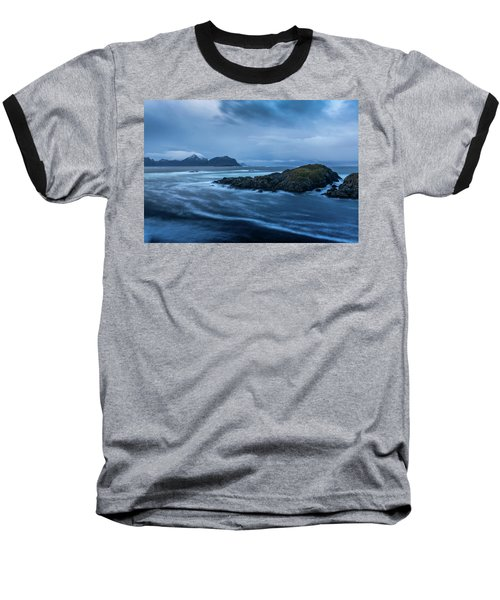 Overflow Baseball T-Shirt